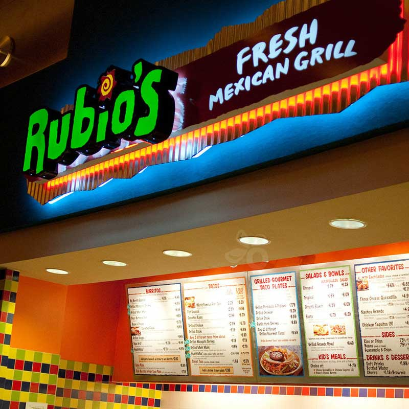 Rubio's Fresh Mexican Grill